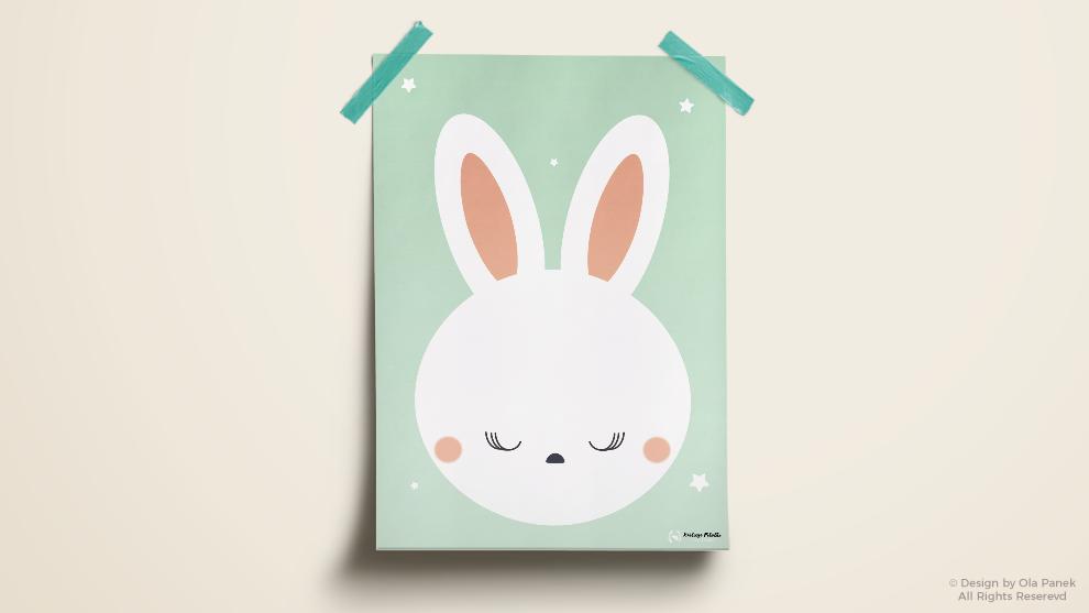 Aaa… kotki dwa, czyli plakaty na dobranoc