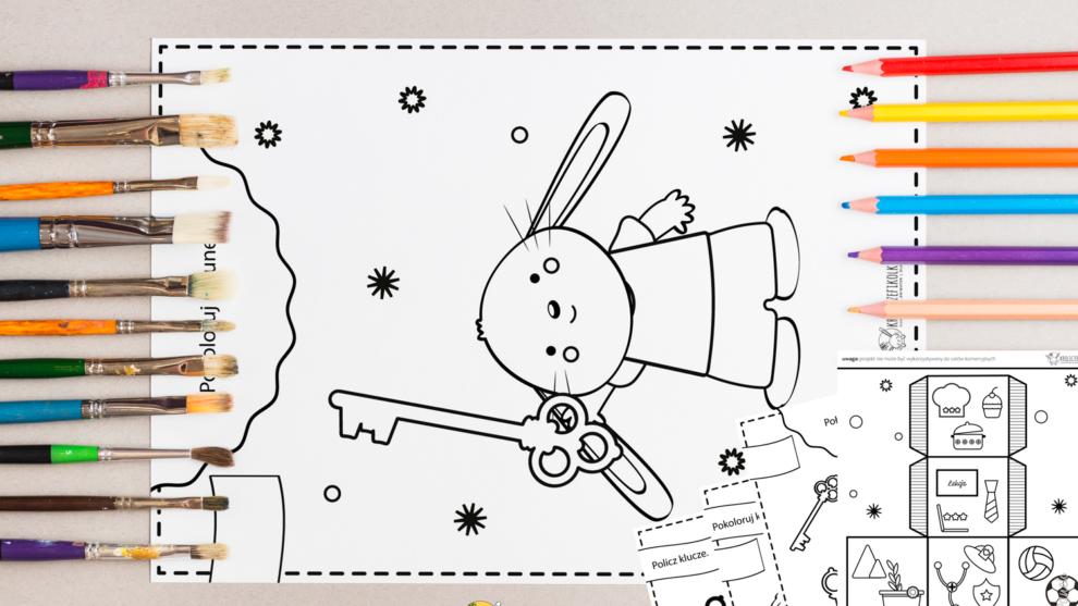 Zabawy andrzejkowe do druku dla przedszkolaków